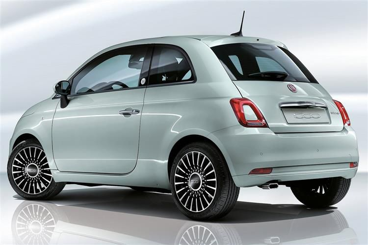Fiat 500 Hatch 3Dr 1.0 MHEV 70PS Launch Edition 3Dr Manual [Start Stop]
