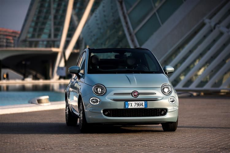 Fiat 500 C Convertible 1.0 MHEV 70PS Pop 2Dr Manual [Start Stop]