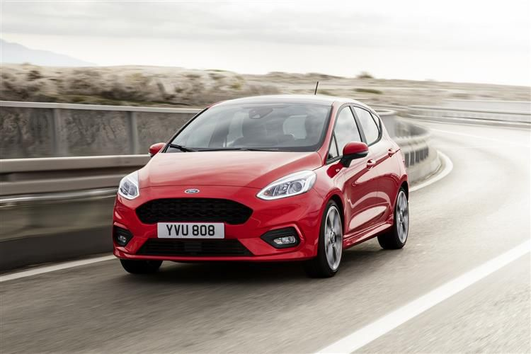 Ford Fiesta Hatch 5Dr 1.0 T EcoBoost 95PS ST-Line Edition 5Dr Manual [Start Stop]