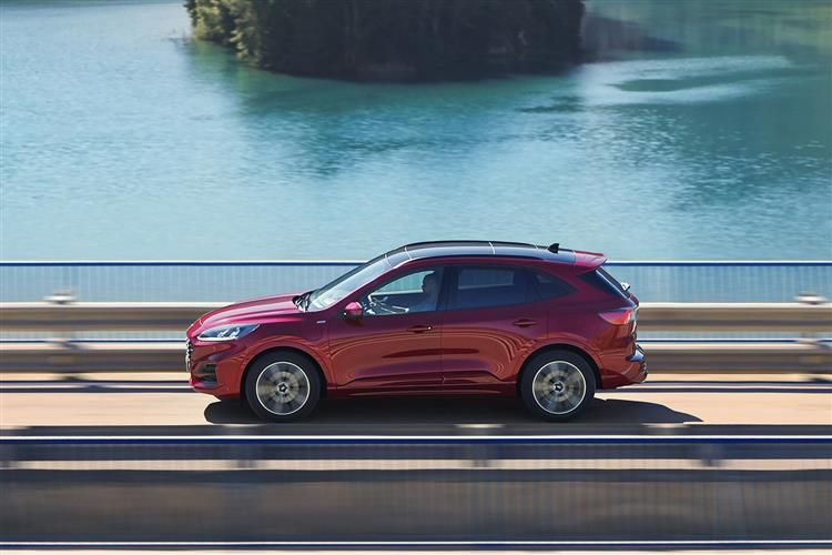 Ford Kuga SUV 2WD 1.5 T EcoBoost 150PS Vignale 5Dr Manual [Start Stop]