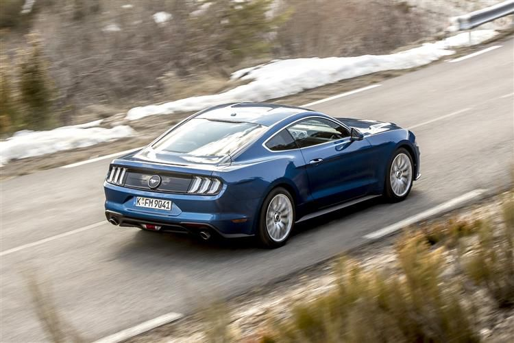 Ford Mustang Fastback 5.0 V8 450PS GT 2Dr Manual [Custom Pack 2]
