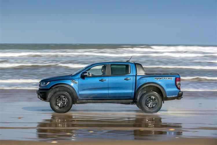 Ford Ranger PickUp Double Cab 4wd 2.0 EcoBlue 4WD 213PS MS-RT Pickup Double Cab Auto [Start Stop]