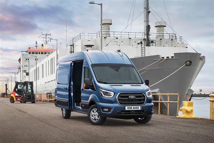 Ford Transit 350 L2 AWD 2.0 EcoBlue 4WD 130PS Leader Van High Roof Manual [Start Stop]