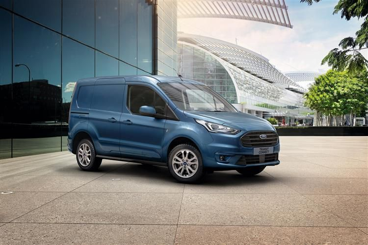 Ford Transit Connect 220 L1 1.5 EcoBlue FWD 100PS Leader Crew Van Manual [Start Stop] [DCiV]