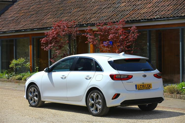 Kia Ceed Hatch 5Dr 1.5 T-GDI 158PS GT Line 5Dr DCT [Start Stop]