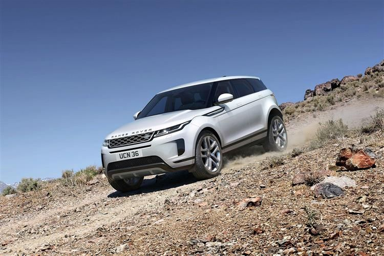 Land Rover Range Rover Evoque SUV 5Dr 1.5 P300e PHEV 12.2kWh 309PS R-Dynamic S 5Dr Auto [Start Stop]