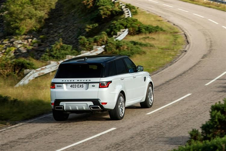 Land Rover Range Rover Sport SUV 3.0 P MHEV 400PS HST 5Dr Auto [Start Stop] [5Seat]