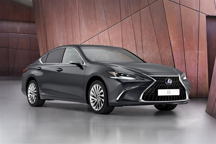 Lexus ES 300h Saloon 2.5 h 218PS ES 4Dr E-CVT [Start Stop] [without Nav]