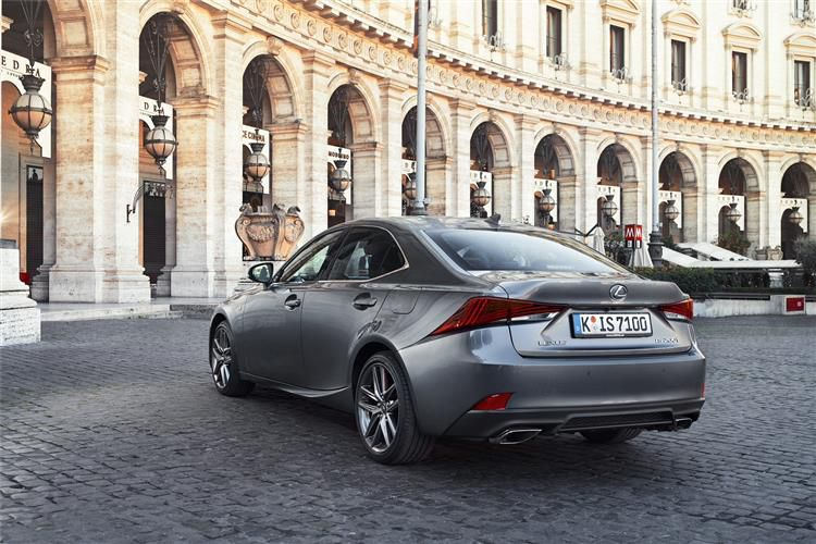 Lexus IS 300 Saloon 2.5 h 223PS IS 4Dr E-CVT [Start Stop] [Comfort SRoof]