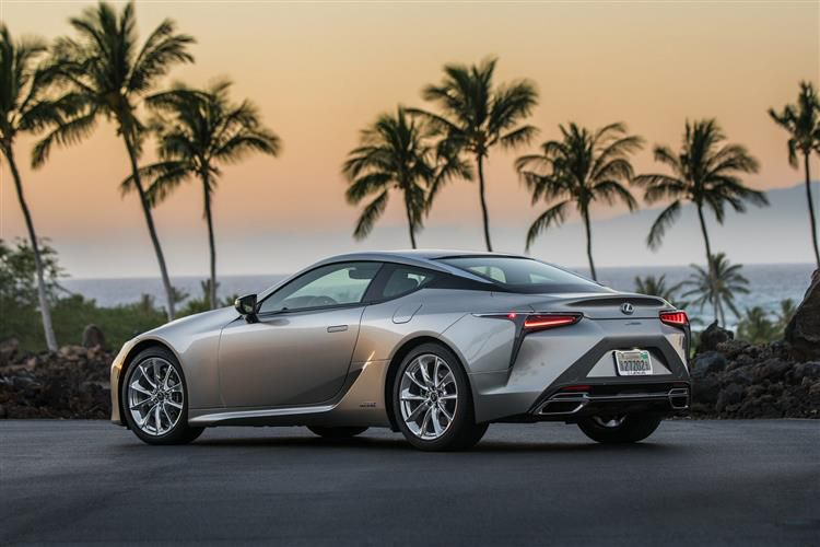Lexus LC 500 Coupe 5.0 V8 464PS Sport Plus 2Dr Auto