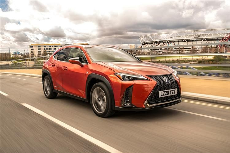 Lexus UX 250h SUV 2.0 h 184PS F-Sport 5Dr E-CVT [Start Stop] [Prem Plus Tech Safety]