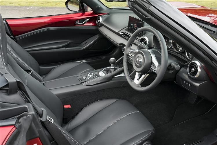 Mazda MX-5 RF 2.0 SKYACTIV-G 184PS GT Sport Tech 2Dr Manual [Start Stop]
