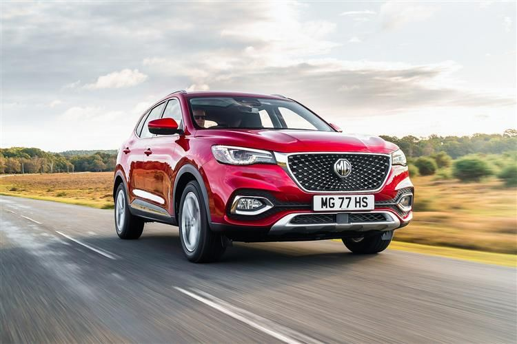 MG Motor UK MG HS SUV 1.5 T-GDI 162PS Exclusive 5Dr DCT [Start Stop]