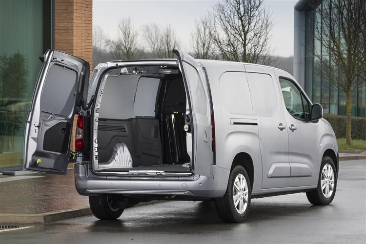 Peugeot Partner Standard 650Kg 1.5 BlueHDi FWD 75PS Professional Van Manual [Start Stop]