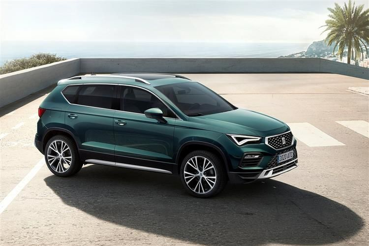 SEAT Ateca SUV 1.5 TSI EVO 150PS SE 5Dr Manual [Start Stop]