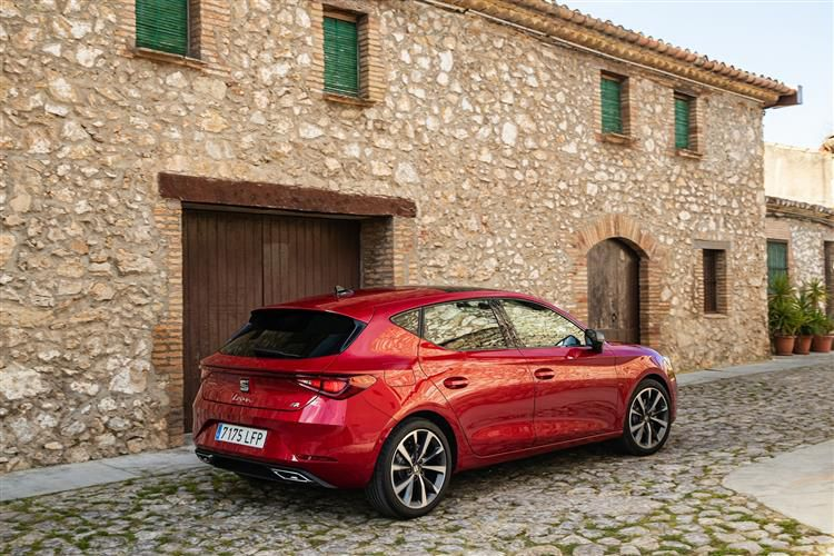 SEAT Leon Hatch 5Dr 1.5 TSI EVO 130PS FR 5Dr Manual [Start Stop]