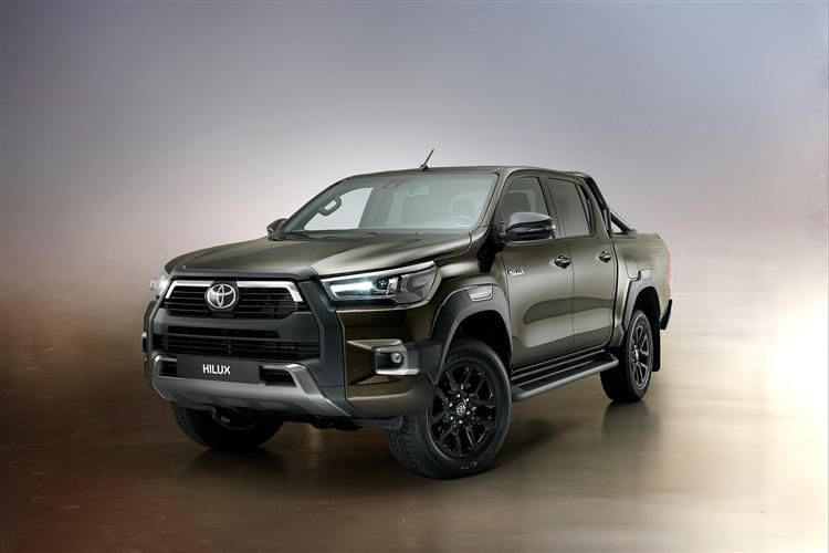 Toyota Hilux PickUp Double Cab 4wd 2.4 D-4D 4WD 150PS Icon Pickup Double Cab Manual [Start Stop]