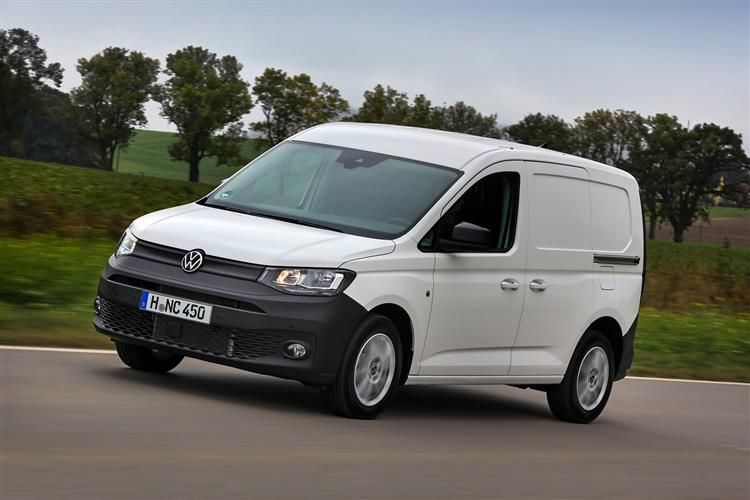 Volkswagen Caddy Cargo C20 N1 2.0 TDI FWD 75PS Commerce Van Manual [Start Stop]
