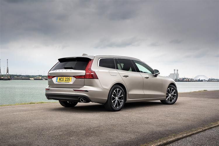 Volvo V60 Estate 2.0 B4 MHEV 197PS R DESIGN 5Dr Auto [Start Stop]