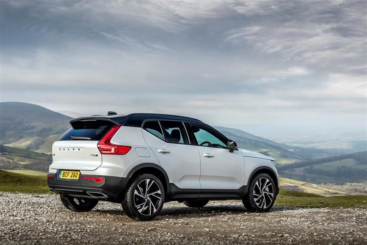 Volvo XC40 SUV 2.0 B4 MHEV 197PS Inscription 5Dr Auto [Start Stop]
