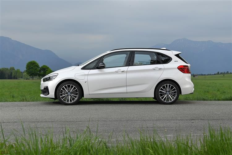 BMW 2 Series Tourer 218 Active Tourer 1.5 i 136PS Sport 5Dr Manual [Start Stop] [Tech II]