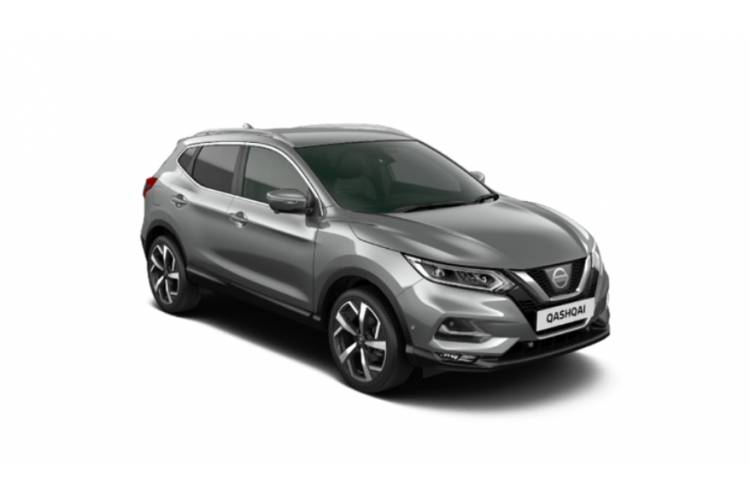 Nissan Qashqai SUV SUV 2wd 1.3 DIG-T 160PS Acenta Premium 5Dr DCT Auto [Start Stop]